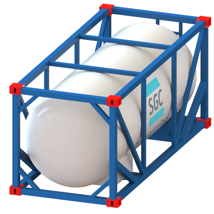 криогенный контейнер